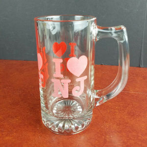 Other - Vintage I Love NJ Mugs souvenir barware